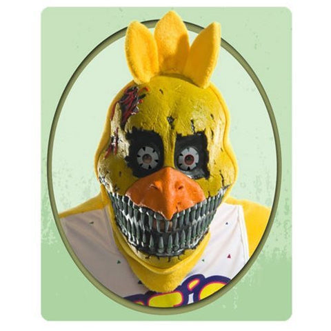 Five Nights at Freddy's - Nightmare Chica 3/4 Adult Mask - Pre-Order