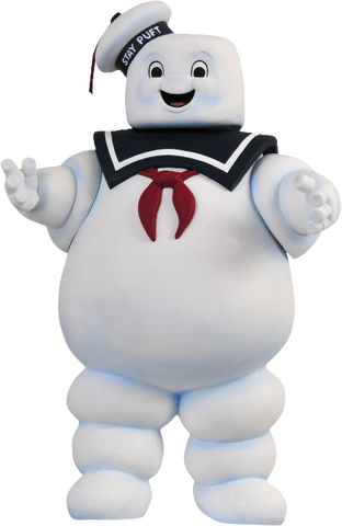 "Ghostbusters - Stay Puft 11"" Vinyl Money Bank"