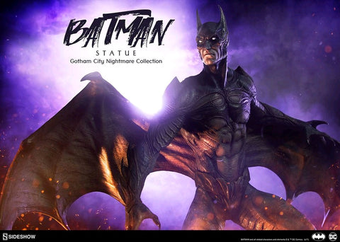 Batman - Gotham City Nightmare Statue - Pre-Order