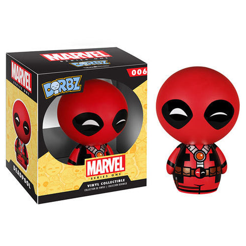 Deadpool - Dorbz Vinyl Figure