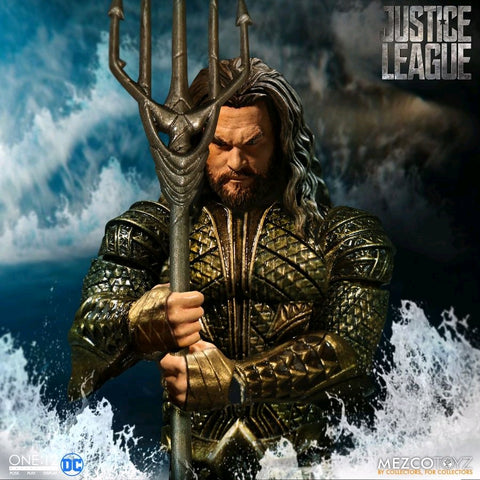 Justice League (2017) - Aquaman One:12 Collective Action Figure - Pre-Order