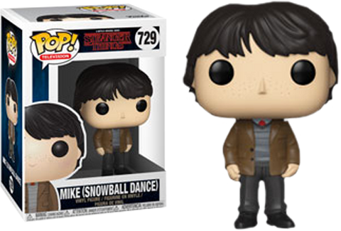 Stranger Things - Mike at Snow Ball Dance Pop! Vinyl Figure - Pre-Order