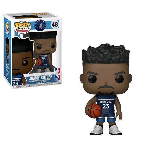 NBA: Timberwolves - Jimmy Butler Pop! Vinyl Figure - Pre-Order