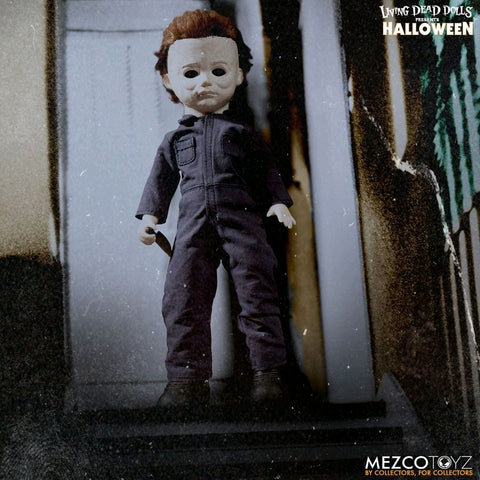 "Living Dead Dolls - Halloween Michael Myers 10"" Doll - Pre-Order"