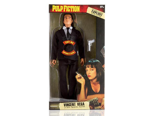 Pulp Fiction - Vincent Vega 13 Inch Talking Figure