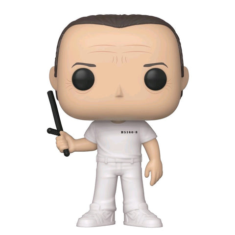 The Silence of the Lambs - Hannibal Lecter Pop! Vinyl Figure - Pre-Order