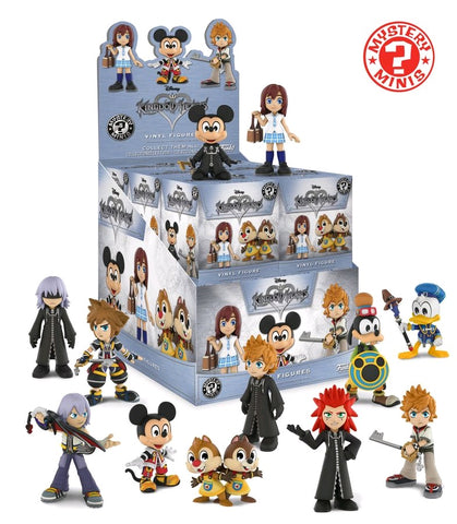 Kingdom Hearts - Mystery Mini Blind Box Case of 12 Figures