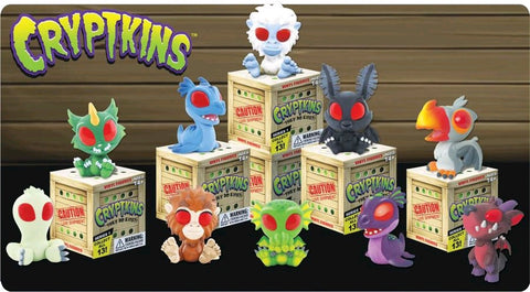 Cryptkins - Mystery Mini Blind Box Case of 12 Figures