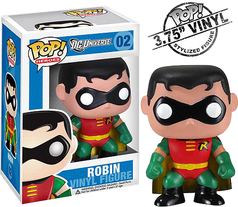 Batman - Robin Pop! Vinyl Figure
