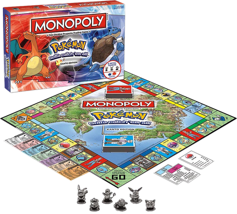 Monopoly - Pokemon Edition