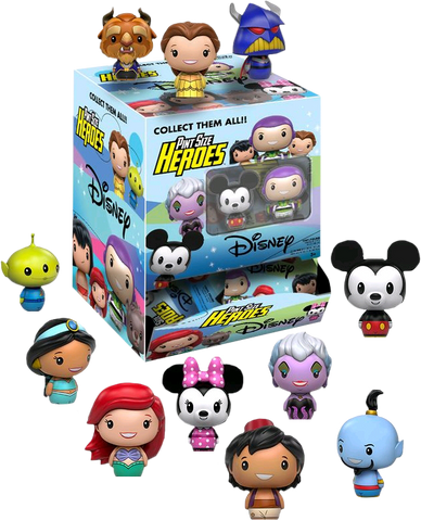 Disney - Hot Topic Exclusive Pint Size Heroes Case of 24 - Pre-Order