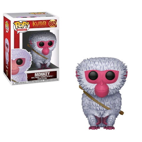 Kubo and the Two Strings - Monkey Pop! Vinyl Figure - Pre-Order