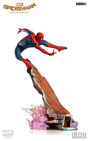 Spider-Man: Homecoming - Spider-Man 1:10 Scale Statue - Pre-Order