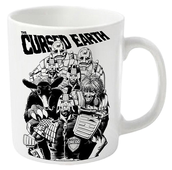 2000AD The Cursed Earth Mug