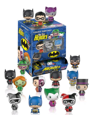 DC Comics - Pint Size Heroes Mystery Mini Blind Bag Figures