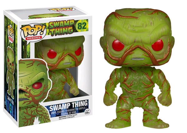 Swamp Thing - Swamp Thing Pop! Vinyl Figure