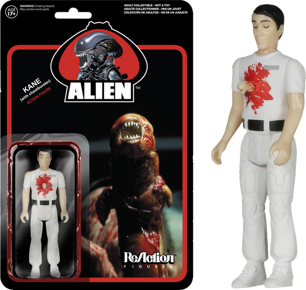 Alien - Kane with Chestburster ReAction Figure