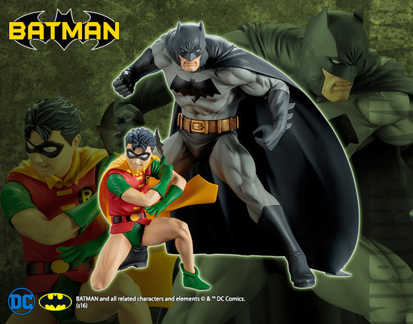 Batman - All Star Batman & Robin Jim Lee ARTFX Statue - Pre-Order