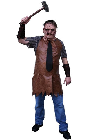 The Texas Chainsaw Massacre (2003) - Leatherface Costume - Pre-Order