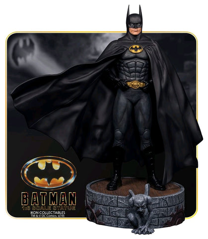 Batman - 1989 Michael Keaton Batman 1:6 Scale Statue - Pre-Order