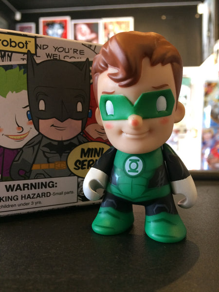 DC Comics by Kidrobot - Loose Mystery Mini Figure: Green Lantern