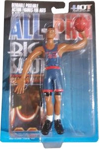 NBA - Patrick Ewing Bendable Figure