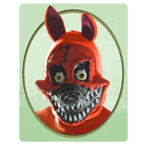 Five Nights at Freddy's - Nightmare Foxy 3/4 Adult Mask - Pre-Order