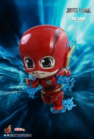 Justice League (2017) - The Flash Cosbaby Hot Toys Figure - Pre-Order
