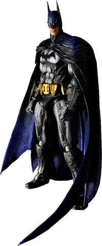 Batman: Arkham City - Batman Play Arts Figure