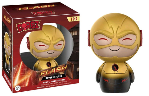 The Flash - Reverse Flash US Exclusive Dorbz