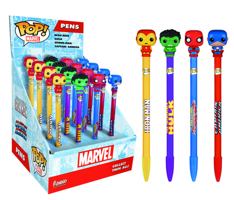 Marvel Super Heroes -  Iron Man Pop! Pen Topper