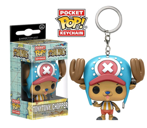 One Piece - Tony Tony Chopper Pocket Pop! Keychain