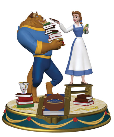 Beauty & the Beast - Belle & Beast Finders Keypers Vinyl Statue - Pre-Order