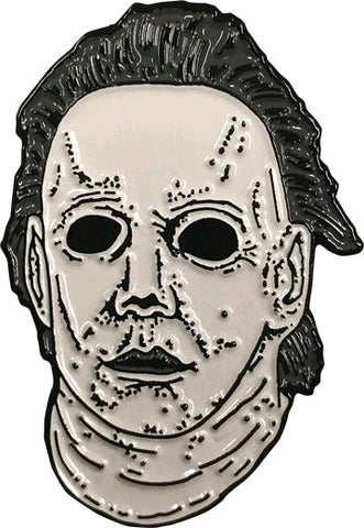 Halloween 6: The Curse of Michael Myers - Michael Myers Enamel Pin - Pre-Order