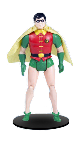 "Batman - DC Super Powers Robin 2"" Micro Figure"