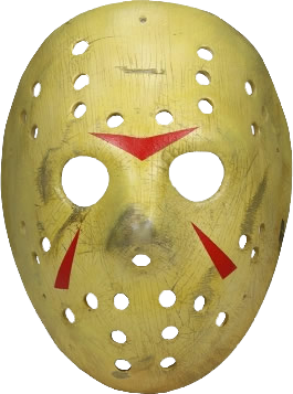 Friday the 13th - Jason Part 3 Mask Replica