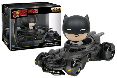 Batman v Superman: Dawn of Justice - Batmobile Dorbz Ridez
