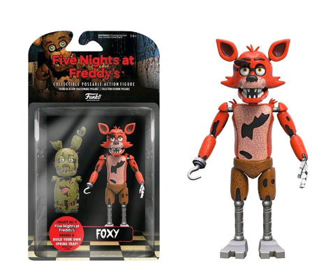 "Five Nights at Freddy's - Foxy 5"" Action Figure"