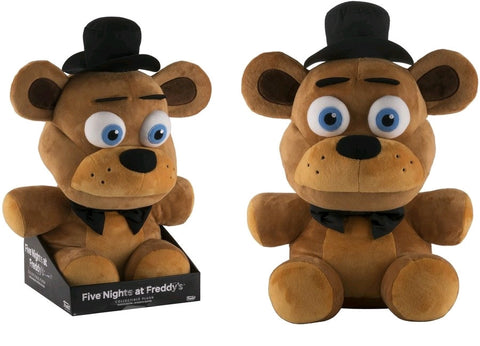 "Five Nights at Freddy's - Freddy with Tray 16"" Plush"