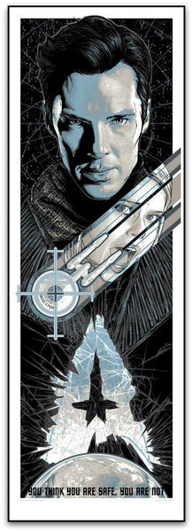 Star Trek - Into Darkness by Rhys Cooper Limited Edition Print