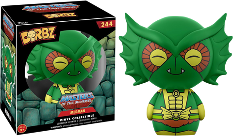Masters of the Universe - Merman Dorbz Vinyl Figure