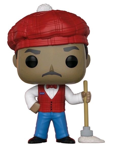 Coming to America - Akeem (McDowells) Pop! Vinyl Figure - Pre-Order