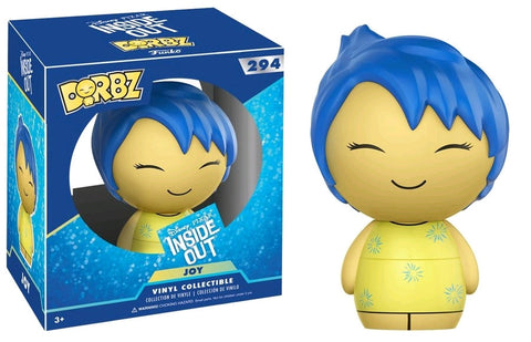 Inside Out - Joy Dorbz Vinyl Figure - Pre-Order