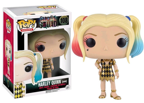 Suicide Squad - Harley Quinn in Gown Pop! Vinyl Figure