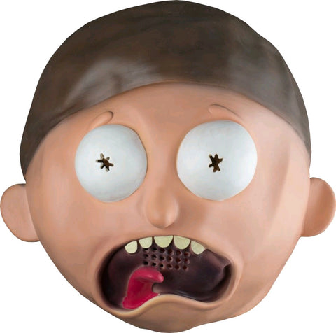 Rick and Morty - Morty Latex Mask - Pre-Order