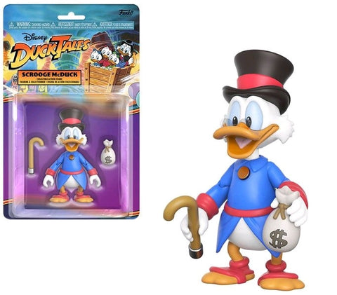 Duck Tales - Scrooge McDuck Action Figure