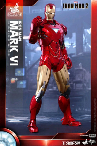 "Iron Man 2 - Mark VI 12"" 1:6 Scale Action Figure"