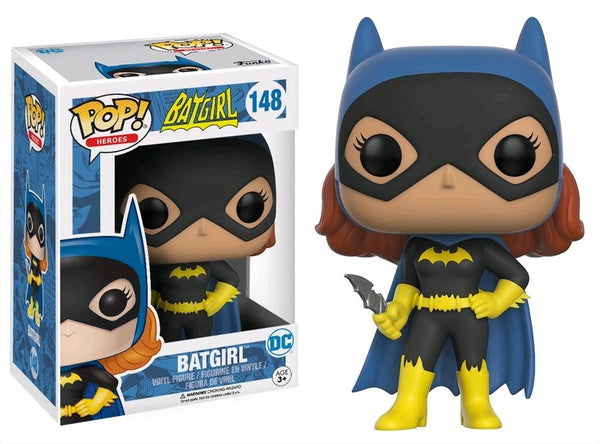 Batman - Batgirl Silver Age Pop! Vinyl Figure