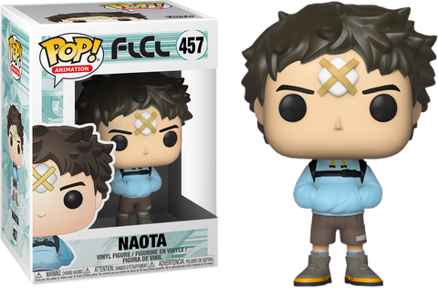 FLCL - Naota Pop! Vinyl Figure
