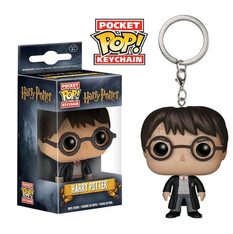 Harry Potter - Harry Pocket Pop! Keychain